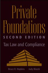 Private Foundations cover