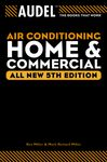 Audel Air Conditioning Home and Commercial 219065
