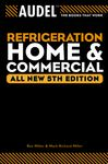 Audel Refrigeration Home and Commercial 225842