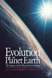Evolution on Planet Earth cover