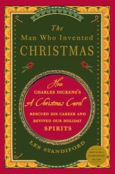 The Man Who Invented Christmas cover
