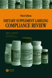 Dietary Supplement Labeling Compliance Review cover
