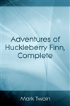 Adventures of Huckleberry Finn, Complete
