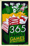 365 Family Games and Pastimes 967012