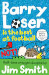 Barry Loser is the best at football NOT! 95901622